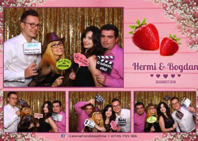 Cabina Foto Showtime - FUN BOX - Hermi & Bogdan - Nunta - OK Ballroom Ramnicu Valcea (41)