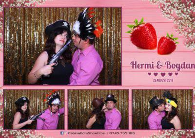 Cabina Foto Showtime - FUN BOX - Hermi & Bogdan - Nunta - OK Ballroom Ramnicu Valcea (42)