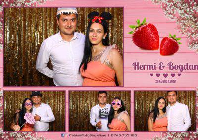 Cabina Foto Showtime - FUN BOX - Hermi & Bogdan - Nunta - OK Ballroom Ramnicu Valcea (43)