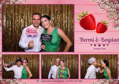 Cabina Foto Showtime - FUN BOX - Hermi & Bogdan - Nunta - OK Ballroom Ramnicu Valcea (44)