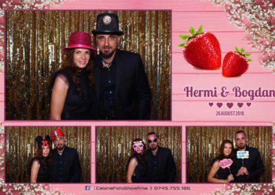 Cabina Foto Showtime - FUN BOX - Hermi & Bogdan - Nunta - OK Ballroom Ramnicu Valcea (45)