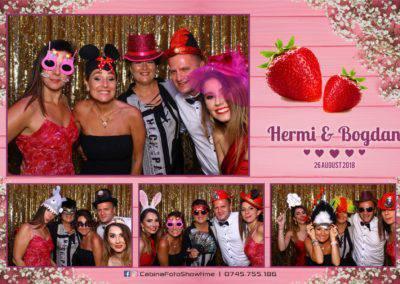 Cabina Foto Showtime - FUN BOX - Hermi & Bogdan - Nunta - OK Ballroom Ramnicu Valcea (46)