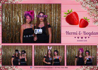 Cabina Foto Showtime - FUN BOX - Hermi & Bogdan - Nunta - OK Ballroom Ramnicu Valcea (48)