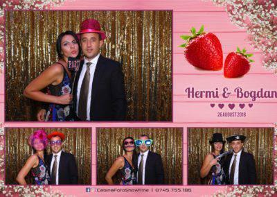 Cabina Foto Showtime - FUN BOX - Hermi & Bogdan - Nunta - OK Ballroom Ramnicu Valcea (5)