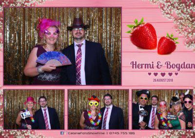 Cabina Foto Showtime - FUN BOX - Hermi & Bogdan - Nunta - OK Ballroom Ramnicu Valcea (50)