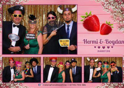 Cabina Foto Showtime - FUN BOX - Hermi & Bogdan - Nunta - OK Ballroom Ramnicu Valcea (51)