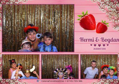 Cabina Foto Showtime - FUN BOX - Hermi & Bogdan - Nunta - OK Ballroom Ramnicu Valcea (55)