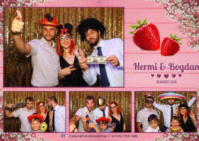 Cabina Foto Showtime - FUN BOX - Hermi & Bogdan - Nunta - OK Ballroom Ramnicu Valcea (56)