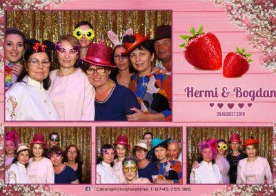 Cabina Foto Showtime - FUN BOX - Hermi & Bogdan - Nunta - OK Ballroom Ramnicu Valcea (57)