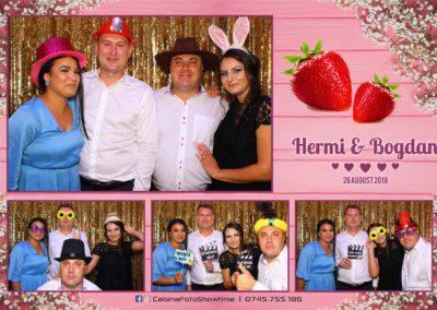 Cabina Foto Showtime - FUN BOX - Hermi & Bogdan - Nunta - OK Ballroom Ramnicu Valcea (58)