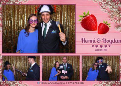 Cabina Foto Showtime - FUN BOX - Hermi & Bogdan - Nunta - OK Ballroom Ramnicu Valcea (6)