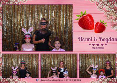 Cabina Foto Showtime - FUN BOX - Hermi & Bogdan - Nunta - OK Ballroom Ramnicu Valcea (62)