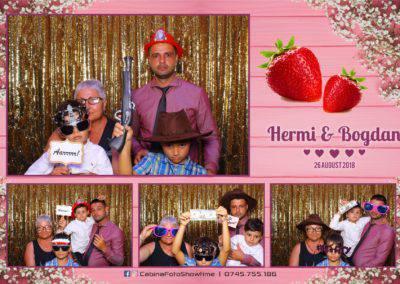 Cabina Foto Showtime - FUN BOX - Hermi & Bogdan - Nunta - OK Ballroom Ramnicu Valcea (63)