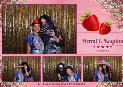 Cabina Foto Showtime - FUN BOX - Hermi & Bogdan - Nunta - OK Ballroom Ramnicu Valcea (64)