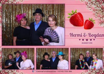 Cabina Foto Showtime - FUN BOX - Hermi & Bogdan - Nunta - OK Ballroom Ramnicu Valcea (66)