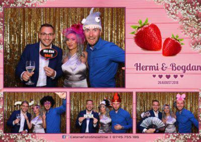 Cabina Foto Showtime - FUN BOX - Hermi & Bogdan - Nunta - OK Ballroom Ramnicu Valcea (67)