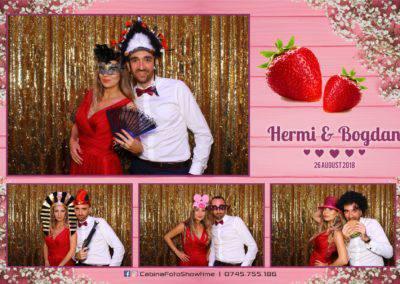 Cabina Foto Showtime - FUN BOX - Hermi & Bogdan - Nunta - OK Ballroom Ramnicu Valcea (69)