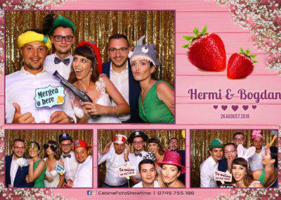Cabina Foto Showtime - FUN BOX - Hermi & Bogdan - Nunta - OK Ballroom Ramnicu Valcea (72)