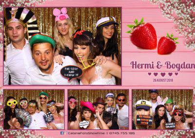 Cabina Foto Showtime - FUN BOX - Hermi & Bogdan - Nunta - OK Ballroom Ramnicu Valcea (73)