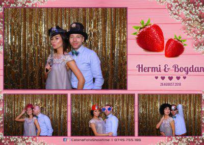 Cabina Foto Showtime - FUN BOX - Hermi & Bogdan - Nunta - OK Ballroom Ramnicu Valcea (76)