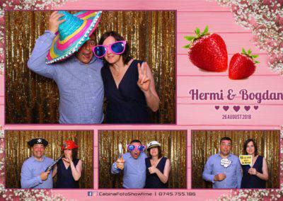 Cabina Foto Showtime - FUN BOX - Hermi & Bogdan - Nunta - OK Ballroom Ramnicu Valcea (8)