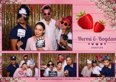 Cabina Foto Showtime - FUN BOX - Hermi & Bogdan - Nunta - OK Ballroom Ramnicu Valcea (85)