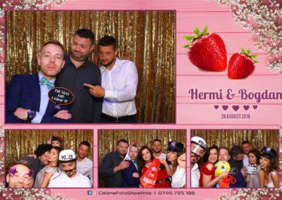 Cabina Foto Showtime - FUN BOX - Hermi & Bogdan - Nunta - OK Ballroom Ramnicu Valcea (87)