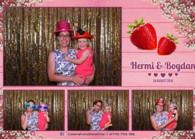 Cabina Foto Showtime - FUN BOX - Hermi & Bogdan - Nunta - OK Ballroom Ramnicu Valcea (9)