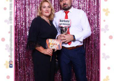 Cabina Foto Showtime - MAGIC MIRROR - Alina & Emanuel - Nunta - Posada Events Ramnicu Valcea (100)