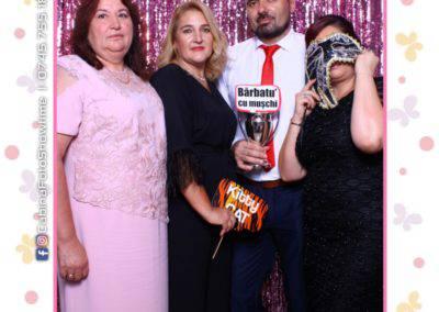 Cabina Foto Showtime - MAGIC MIRROR - Alina & Emanuel - Nunta - Posada Events Ramnicu Valcea (101)