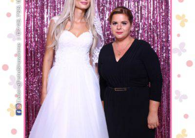 Cabina Foto Showtime - MAGIC MIRROR - Alina & Emanuel - Nunta - Posada Events Ramnicu Valcea (11)