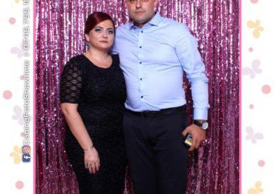 Cabina Foto Showtime - MAGIC MIRROR - Alina & Emanuel - Nunta - Posada Events Ramnicu Valcea (116)