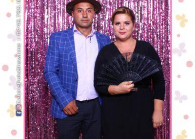 Cabina Foto Showtime - MAGIC MIRROR - Alina & Emanuel - Nunta - Posada Events Ramnicu Valcea (12)