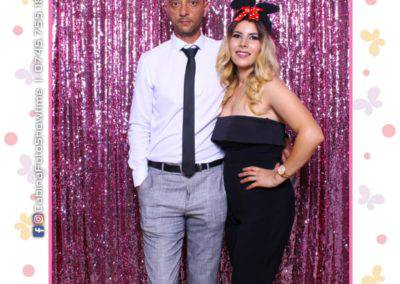 Cabina Foto Showtime - MAGIC MIRROR - Alina & Emanuel - Nunta - Posada Events Ramnicu Valcea (124)