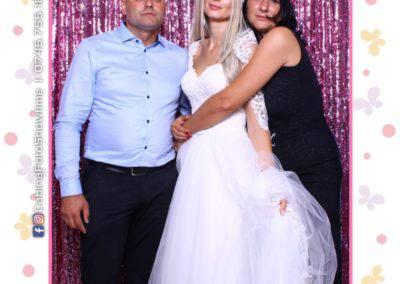 Cabina Foto Showtime - MAGIC MIRROR - Alina & Emanuel - Nunta - Posada Events Ramnicu Valcea (125)