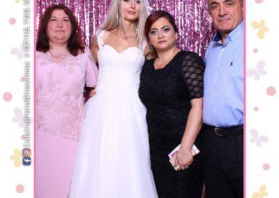 Cabina Foto Showtime - MAGIC MIRROR - Alina & Emanuel - Nunta - Posada Events Ramnicu Valcea (127)