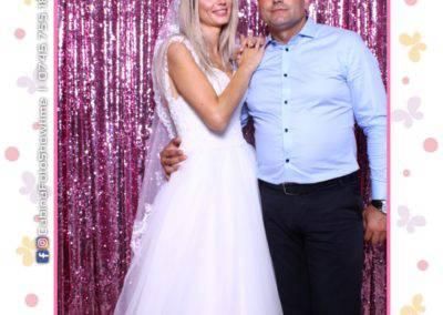 Cabina Foto Showtime - MAGIC MIRROR - Alina & Emanuel - Nunta - Posada Events Ramnicu Valcea (133)