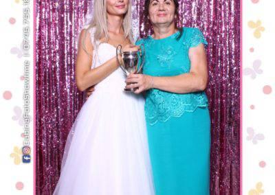 Cabina Foto Showtime - MAGIC MIRROR - Alina & Emanuel - Nunta - Posada Events Ramnicu Valcea (135)