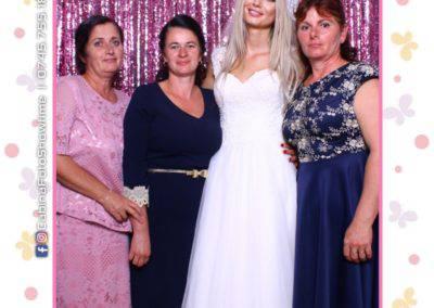 Cabina Foto Showtime - MAGIC MIRROR - Alina & Emanuel - Nunta - Posada Events Ramnicu Valcea (136)