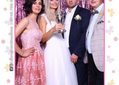 Cabina Foto Showtime - MAGIC MIRROR - Alina & Emanuel - Nunta - Posada Events Ramnicu Valcea (139)