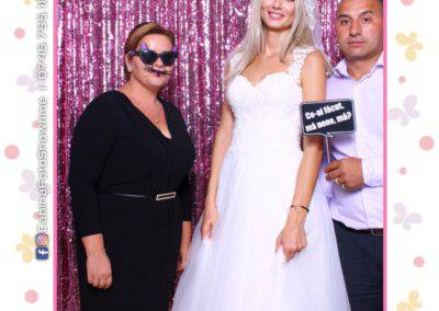 Cabina Foto Showtime - MAGIC MIRROR - Alina & Emanuel - Nunta - Posada Events Ramnicu Valcea (140)