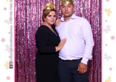 Cabina Foto Showtime - MAGIC MIRROR - Alina & Emanuel - Nunta - Posada Events Ramnicu Valcea (146)
