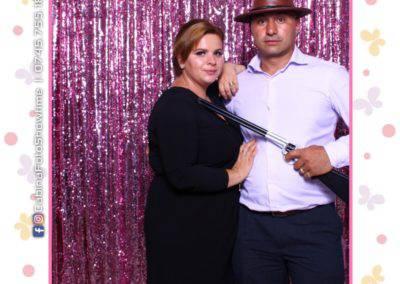 Cabina Foto Showtime - MAGIC MIRROR - Alina & Emanuel - Nunta - Posada Events Ramnicu Valcea (147)