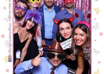 Cabina Foto Showtime - MAGIC MIRROR - Alina & Emanuel - Nunta - Posada Events Ramnicu Valcea (150)