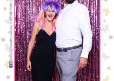 Cabina Foto Showtime - MAGIC MIRROR - Alina & Emanuel - Nunta - Posada Events Ramnicu Valcea (151)