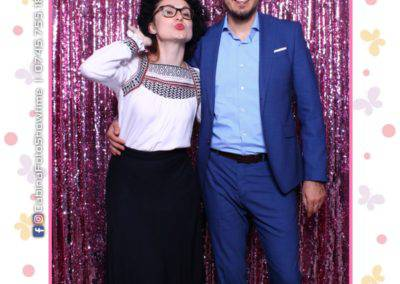 Cabina Foto Showtime - MAGIC MIRROR - Alina & Emanuel - Nunta - Posada Events Ramnicu Valcea (153)