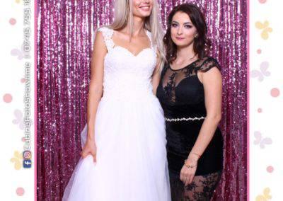 Cabina Foto Showtime - MAGIC MIRROR - Alina & Emanuel - Nunta - Posada Events Ramnicu Valcea (159)