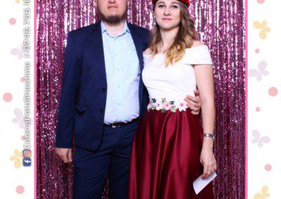 Cabina Foto Showtime - MAGIC MIRROR - Alina & Emanuel - Nunta - Posada Events Ramnicu Valcea (16)
