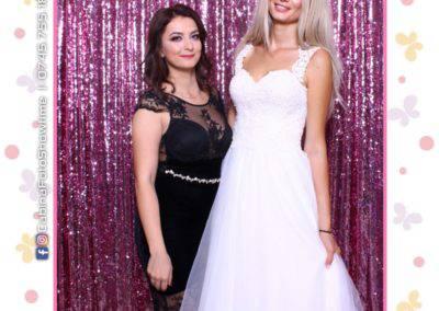 Cabina Foto Showtime - MAGIC MIRROR - Alina & Emanuel - Nunta - Posada Events Ramnicu Valcea (160)