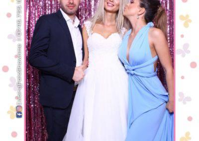 Cabina Foto Showtime - MAGIC MIRROR - Alina & Emanuel - Nunta - Posada Events Ramnicu Valcea (162)